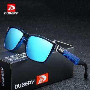 DUBERY518 편광 미러 선글라스 낚시 등산 부력밴드