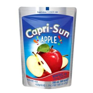 카프리썬 사과 200ml x 10개입 / 애플 / 사과맛