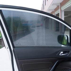 (L사이즈) 물로붙이는 만능 햇빛가리개/자동차 차량용