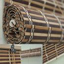 대나무발 카빌 투톤 중 90x150cm 햇빛가리개 문발