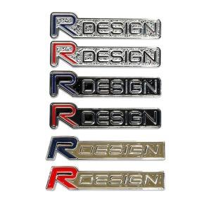 볼보 알디자인 R-DESIGN 엠블럼 스티커 뱃지 배지