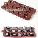 길리안 초콜릿 금형 실리콘 몰드 15구 석고방향제