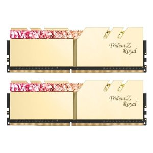 DDR4 16G PC4-25600 CL14 TRIDENT Z ROYAL 골드 8Gx2