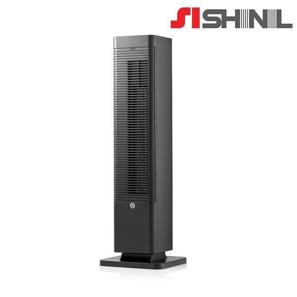 신일 PTC 전기 히터 SEH-CH20 온풍기 타워형 리모컨