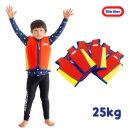 리틀타익스 네오플렌 25kg 유아용 수영자켓