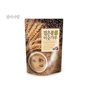 국산 검은콩 미숫가루 700g     /식사대용/블랙선식 - 상품 이미지