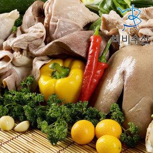 순대 내장 2kg 당일생산 간/허파/돼지소창/염통/위