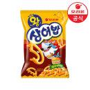 오리온 왕상어밥 새우버거맛 56g 1봉