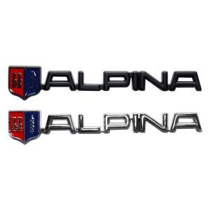 BMW 알피나 ALPINA 엠블럼 스티커 뱃지 배지