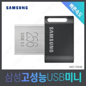 Fit plus 3.1 256GB 초고속 미니 USB 고성능 2019-New