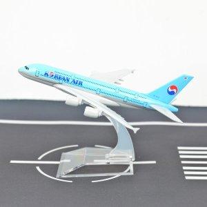 대한항공 AIRBUS 380 비행기 모형