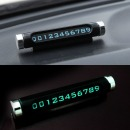 야광 주차번호판 자동차 전화번호 차량용 주차알림판