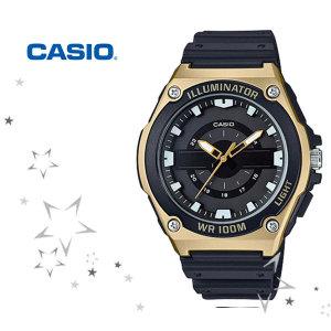 카시오 MWC-100H-9A 남성 스포츠 시계 CASIO