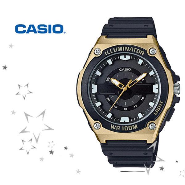 정품 MWC-100H-9A 남성 스포츠 시계  c42