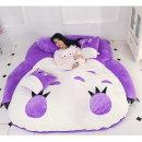 캐릭터침대 보라 타타미 침대 이동형 D형(1700 2200)