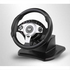 레이싱휠 조이스틱 pc용 900도핸들 유로트럭 니드포