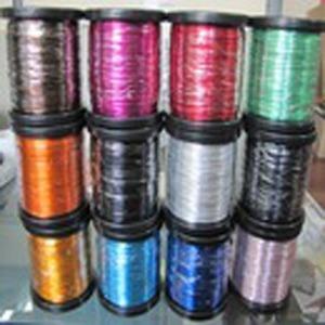 색철사알루미늄선6mm/칼라알미늄와이어6mm/길이13m