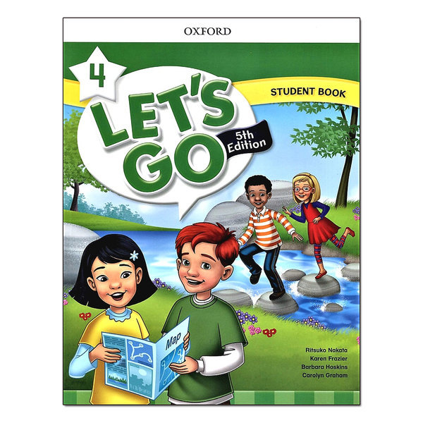 Lets Go 5th 4 Student Book
