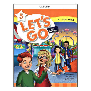 Lets Go 5th 5 Student Book