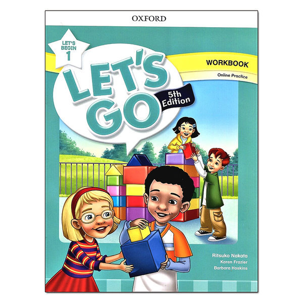 Lets Go 5th Begin 1 Workbook with Online Practice