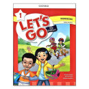 Lets Go 5th 1 Workbook with Online Practice