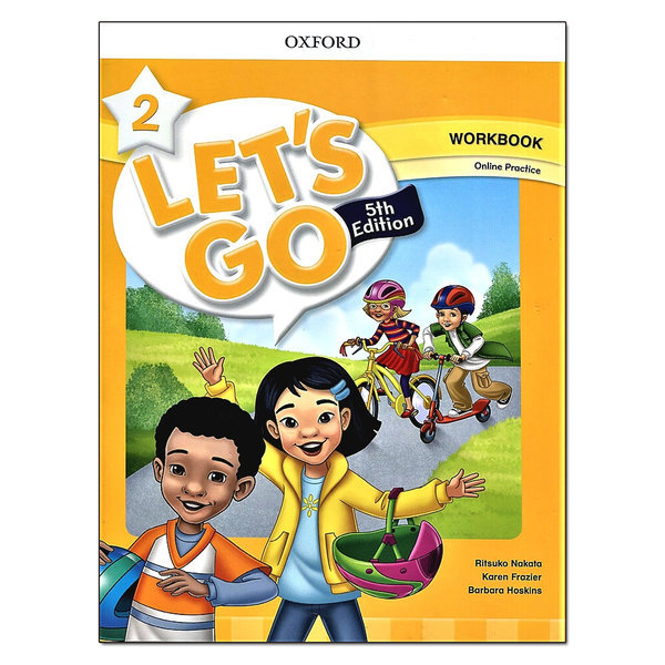Lets Go 5th 2 Workbook with Online Practice
