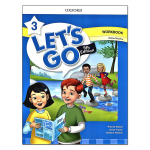 Lets Go 5th 3 Workbook with Online Practice