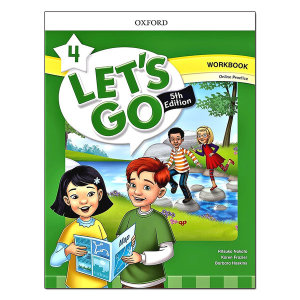 Lets Go 5th 4 Workbook with Online Practice