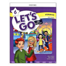 Lets Go 5th 6 Workbook with Online Practice
