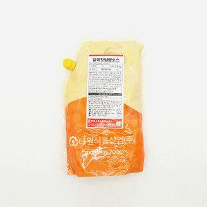 태원 갈릭맛 디핑소스 2kg