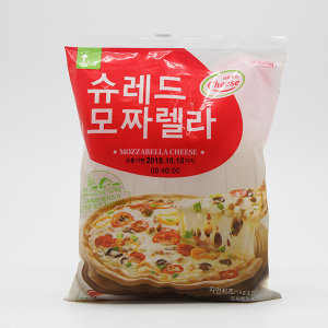 서울 피자 치즈 슈레드 1kg
