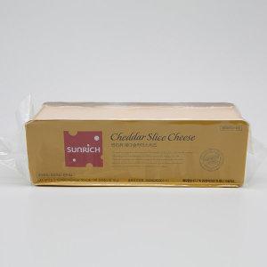 썬리치 Sunrich 체다 치즈 1.8kg