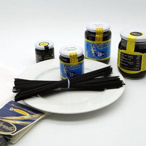 세베사 Sebesa 오징어 먹물 색소 500g