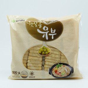 신미 햇살콩 유부 500g