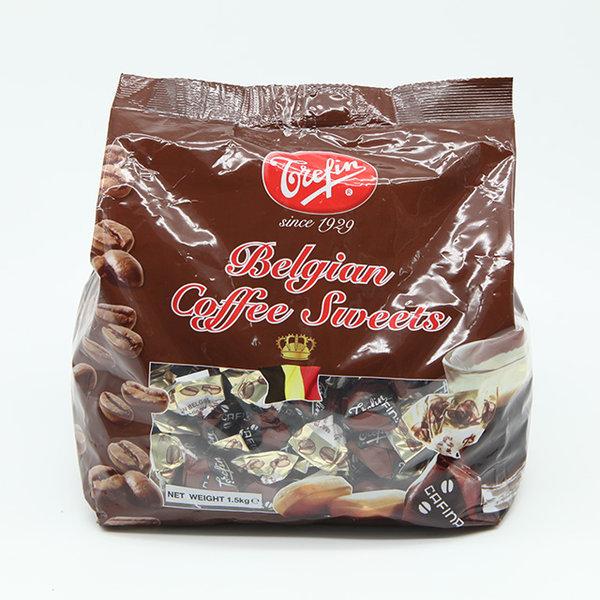 트레핀 Trefin 벨기안 커피맛 스위트 캔디 1.5kg