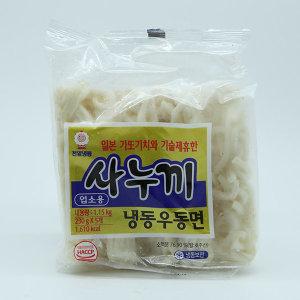 천일 사누끼 냉동 우동면 5입 1.15kg