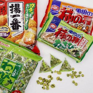 카슈가이 Kasugai 오부쿠로 와사비맛 마메 242g