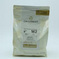 칼리바우트 Callebaut 화이트초콜릿 W2 2.5kg