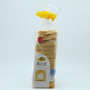 삼립 아침미소 토스트 식빵 26입 700g