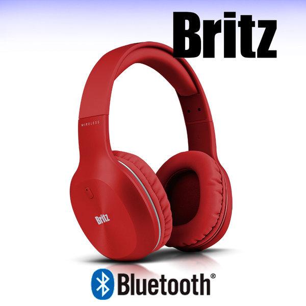 W800BT / 블루투스 헤드폰 헤드셋 유선 무선 레드