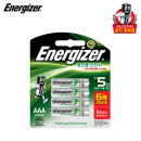 에너자이저 충전용 건전지/충전지 AAA 4입