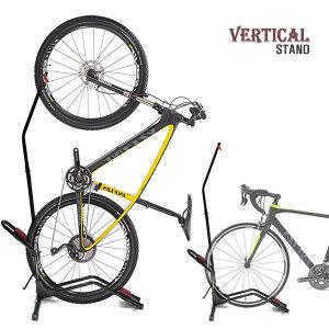 자전거 실내 수직 거치대/바이크 직립 버티컬 스텐드