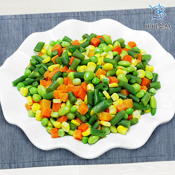 혼합야채/야채믹스 1kg