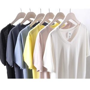 가을 빅사이즈 긴팔 티 셔츠 66~120 폴라 여성 모음