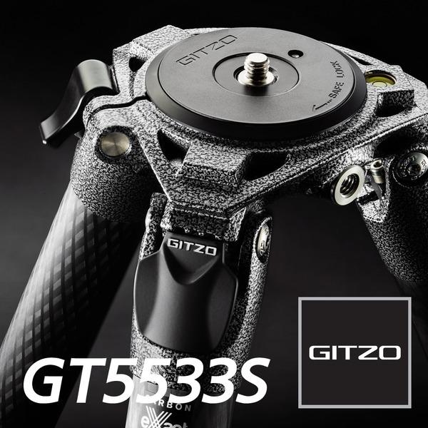 카본 시스테매틱 삼각대 GT5533S 5시리즈 3단