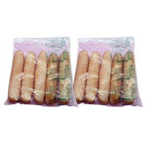 삼립 모닝바게트 에스 925g(5개입)x2봉/바게뜨/빵