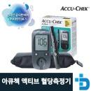 액티브 혈당측정기/혈당계 기본세트 시험지10+침10