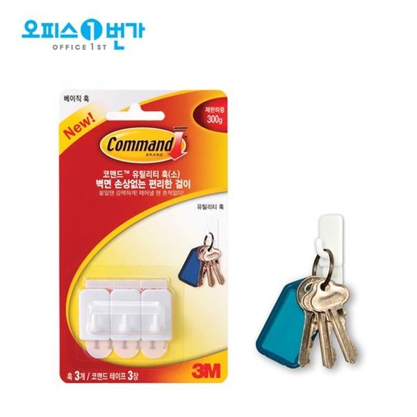 3M 코맨드 유틸리티훅 17502 소