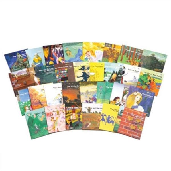 Art Classic Stories 세트/스토리북 30권(오디오 CD 포함)