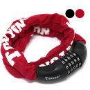 레드-토니온 강철 체인락 번호열쇠 자전거자물쇠 열쇠